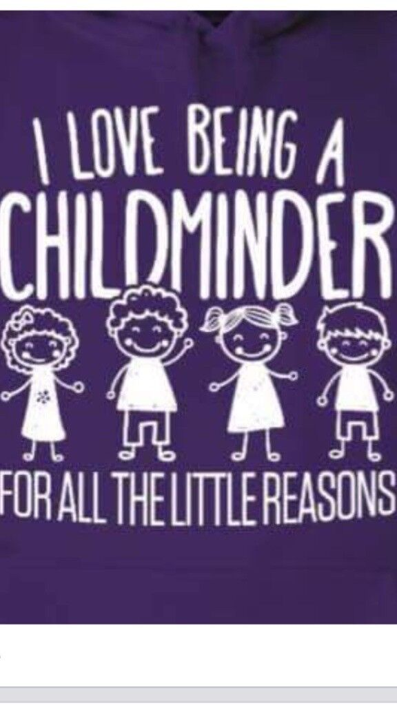 Childminder local school pick up and drop off