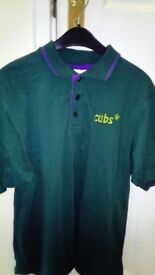 Cubs Polo Shirt size 36