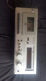 Technics seperate cassette deck