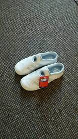 Adidas adifit mule trainers size 2