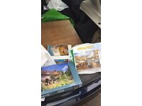 Puzzles for sale 500 and 1000 pieces
