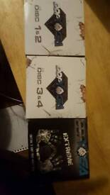 DDP Yoga max pack DVD's