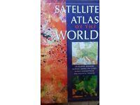 satellite atlas of the world