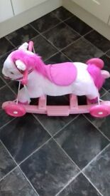 rocking horse suitable for baby/toddler