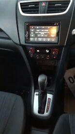 SUZUKI SWIFT WITH AUTOMATIC GEARBOX
