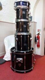 Pearl Export drumkit