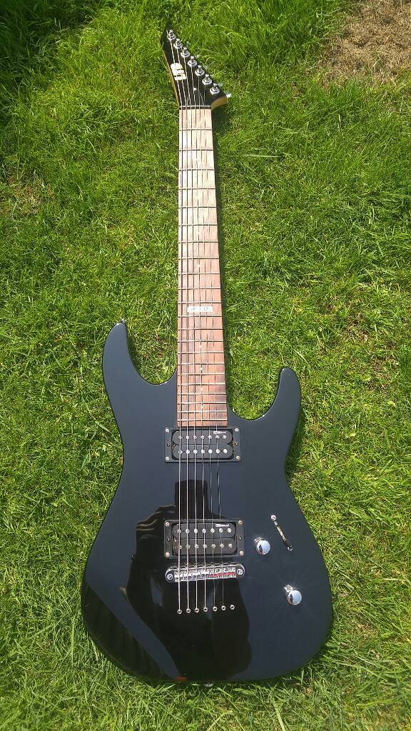 Ltd 7 string guitar