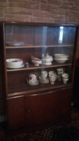 Two good cabinets for sale, one of which is retro