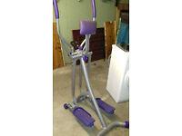air walker with digital meter hardly used been lying in garage