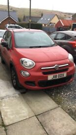 Fiat 500x, OPEN TO OFFERS FOR QUICK SALE