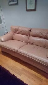 Learher Sofa for sale