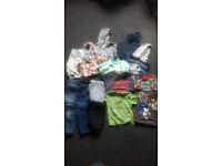 Boys clothes 3-4 years (P.U.O)