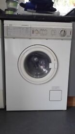 Zanussi Turbodry washer dryer WDT1275 in good overall condition. Surplus to requirements.