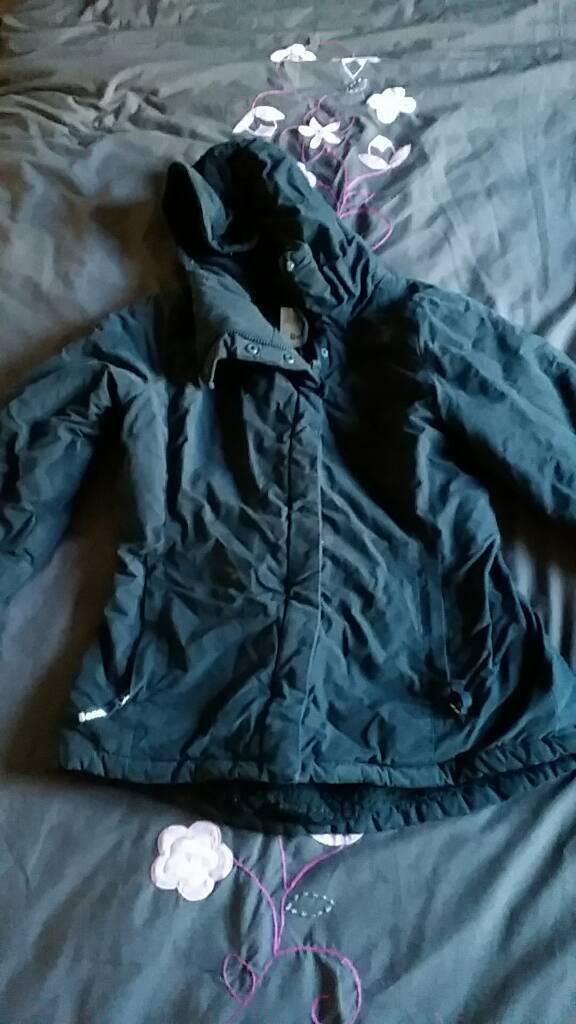 Bench coat