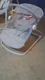 New baby bouncer