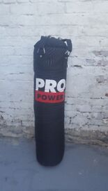 Pro Power Punch Bag