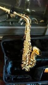"Saxophone ""Jupiter"" 567-5 F78702"