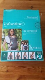 infantino flip advanced 4in1 convertible carrier