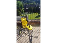 Karcher Pressure Washer and Tools
