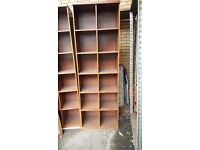 Tall Ikea Bookshelves £70 each or £120 for pair