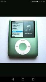 iPod Nano Third Generation 8GB