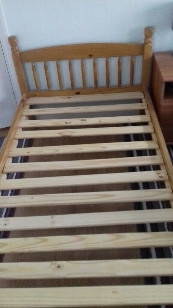 Pine Bunk Beds In Portland Dorset Gumtree