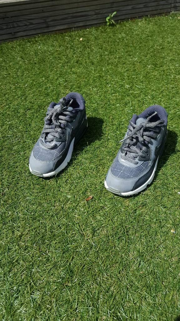 bae96461b6 Boys infant grey Nike air max   in Sunderland, Tyne and Wear   Gumtree