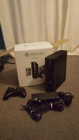 Xbox 360 elite boxed