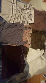 Various size 18 tops