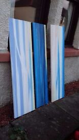 Painting x 3