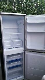 """""""Free delivery"""" HOTPOINT Fridge Freezer RFA52 Clean """"AS NEW"""" Condition 94.99 Offers invited"""