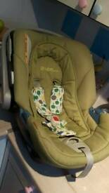 Cybex mamas and papas car seat