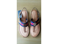 Tommy Hilfiger sandals size 7 - brand new, never been worn