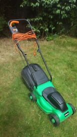 Powerbase electric lawnmover