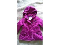 Girl's jacket h&m 1.5-2 years