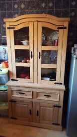 Wooden Welsh Dresser