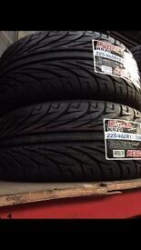 Tyre 245 40 18