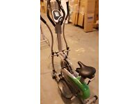 Excercise Bike/Cross Trainer