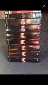 24 box sets