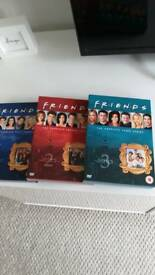 Friends DVD boxset The One With All Ten Seasons