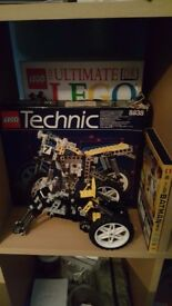 Old Lego Technic complete