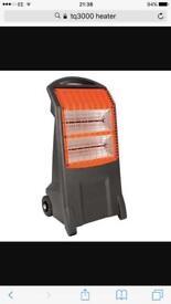 TQ300 Infra Red Halogen Heater