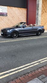 BMW 318 ci convertible M-sport VERY LOW MILAGE