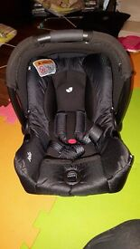 Joie baby car seat