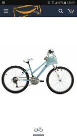 """Girls 24"""" me to you mountain bike"""