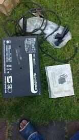 Sip arc welder T210W spare or repair, customer return