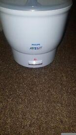AVENT ELECTRIC STEAM STERILISER.
