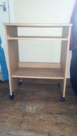 Ikea Desktop Table for sale.
