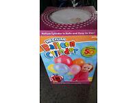 Helium Balloon Bottle