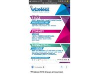 1 Friday Wiress Festival Tickets